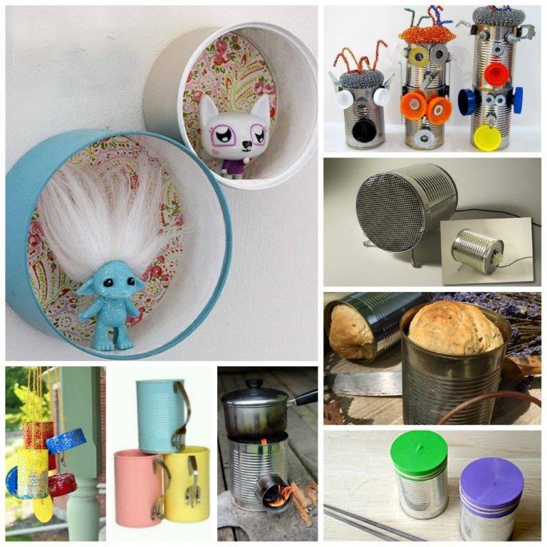 Tin Can Crafts